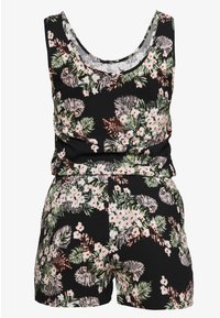 Vero Moda - VMSIMPLY EASY PLAYSUIT - Combinaison - black - 1
