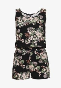 Vero Moda - VMSIMPLY EASY PLAYSUIT - Combinaison - black - 0