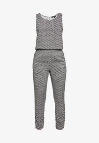 Vero Moda - VMSIMPLY EASY TANK - Jumpsuit - black/felicia - 0