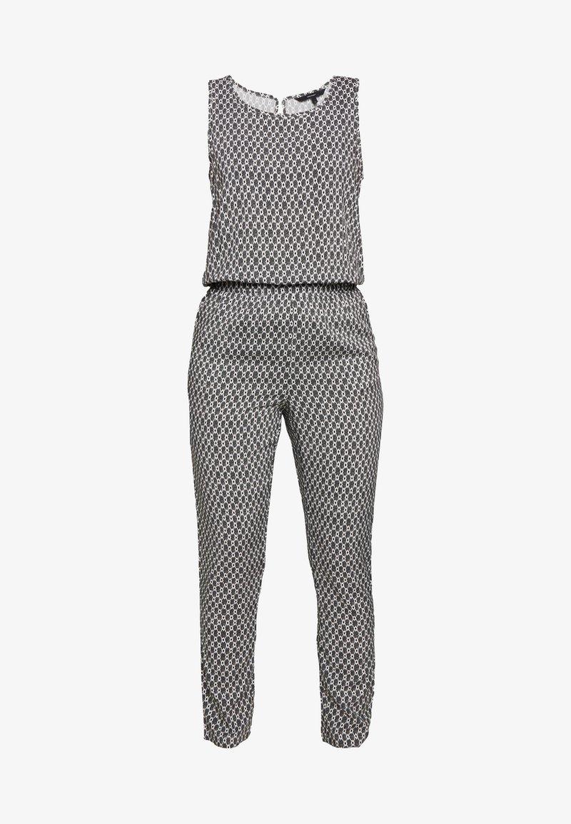 Vero Moda - VMSIMPLY EASY TANK - Jumpsuit - black/felicia