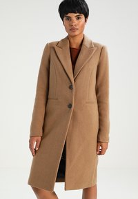 Vero Moda - VMBLAZA LONG - Classic coat - tigers eye - 0