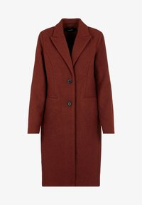 Vero Moda - VMBLAZA LONG - Classic coat - brown - 5