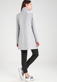 Vero Moda - VMLINE - Manteau court - light grey - 2