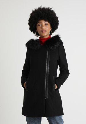 VMMACY COLLAR - Short coat - black