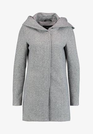 VMVERODONA - Kort kåpe / frakk - light grey melange