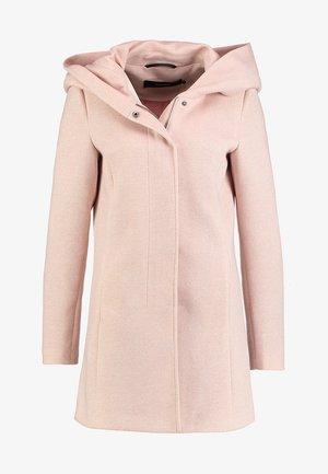 VMVERODONA - Krátký kabát - mocha mousse/melange