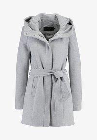 Vero Moda - VMLIVA CLASS - Cappotto classico - light grey melange - 4