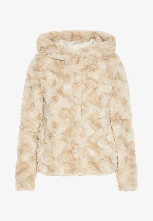 VMCURL - Zimní bunda - beige