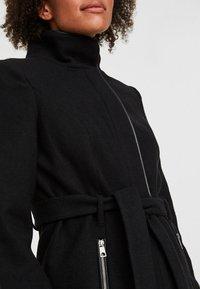 Vero Moda - Halflange jas - black - 2
