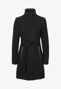 Vero Moda - Halflange jas - black - 3