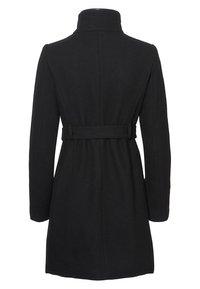 Vero Moda - Halflange jas - black - 4