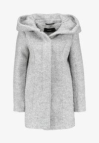 Vero Moda - VMVERODONA - Halflange jas - light grey melange - 5