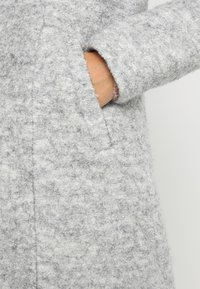 Vero Moda - VMVERODONA - Halflange jas - light grey melange - 6