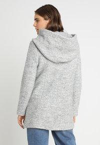 Vero Moda - VMVERODONA - Halflange jas - light grey melange - 3