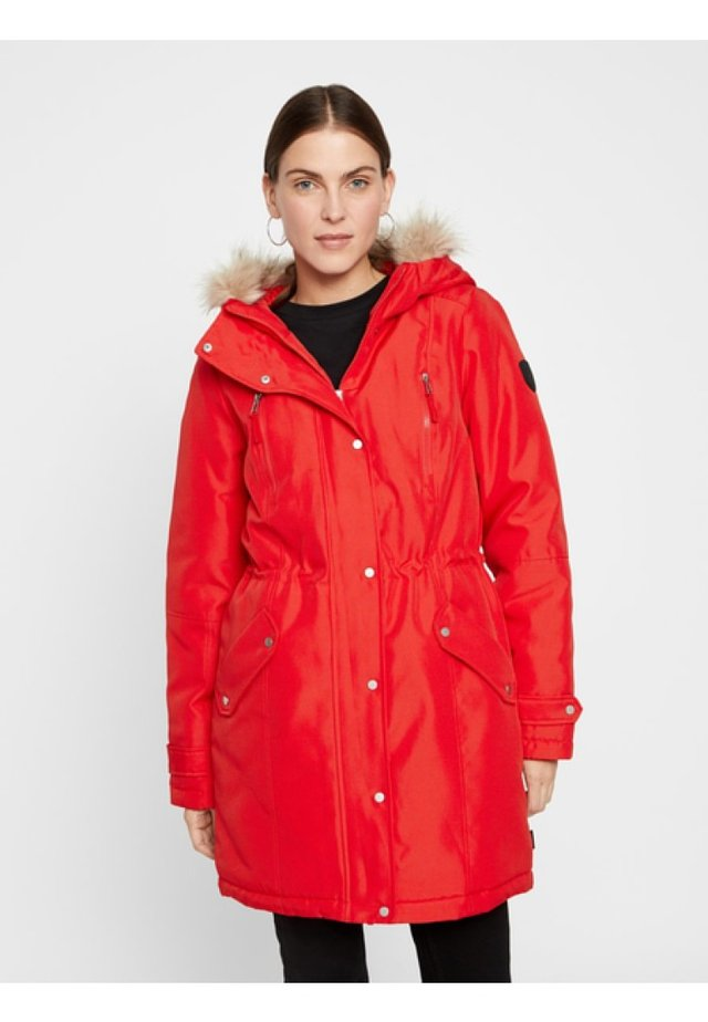 VMTRACK EXPEDITION - Abrigo de invierno - chinese red