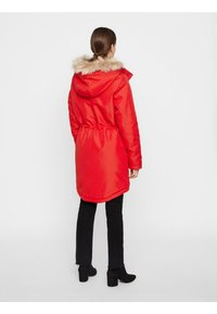 Vero Moda - VMTRACK EXPEDITION - Veste d'hiver - chinese red - 2