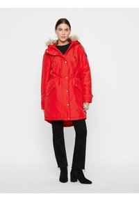 Vero Moda - VMTRACK EXPEDITION - Veste d'hiver - chinese red - 1