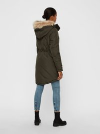Vero Moda - VMTRACK EXPEDITION - Veste d'hiver - peat - 2