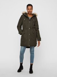 Vero Moda - VMTRACK EXPEDITION - Veste d'hiver - peat - 1