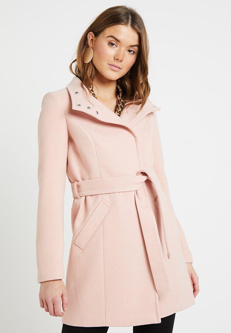 Vero Moda - VMAVA CALA - Short coat - misty rose
