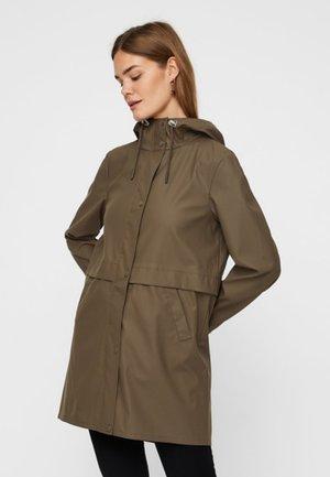 Waterproof jacket - gray