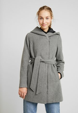 VMJOYCEDAISY - Cappotto classico - medium grey melange