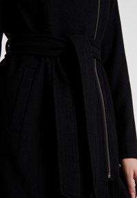 Vero Moda - VMJOYCEDAISY - Classic coat - black - 5