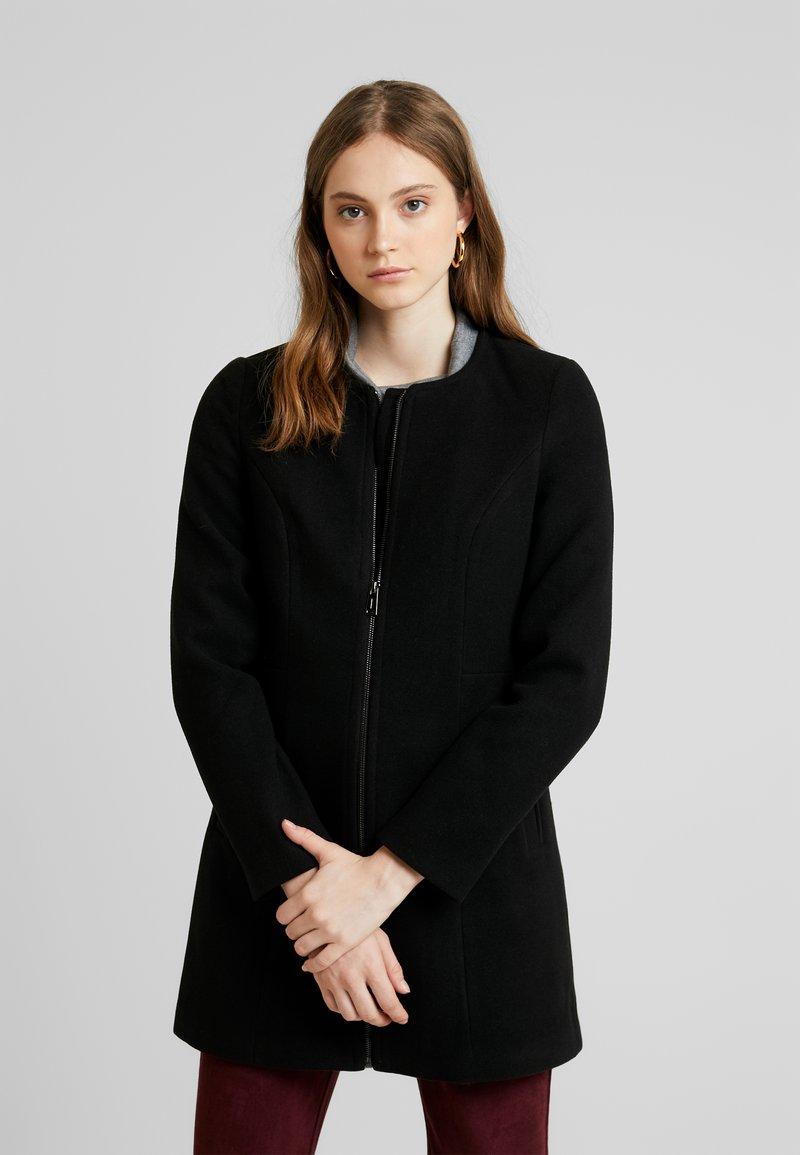 Vero Moda - VMCALA MARIS  - Abrigo corto - black