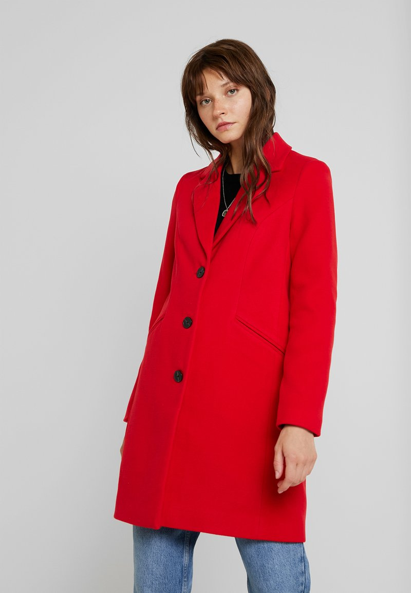 Vero Moda - VMCALA CINDY - Kurzmantel - chinese red