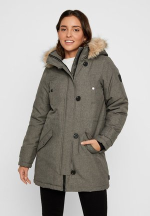 VMEXCURSION EXPEDITION - Parka - medium grey melange