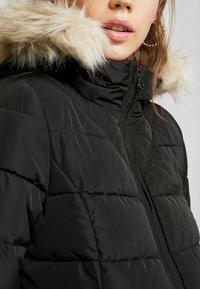 Vero Moda - VMMOLLIE SHORT JACKET - Light jacket - black/gun metal trim - 5
