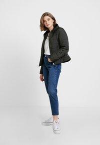 Vero Moda - VMCLARISSA SHORT JACKET - Light jacket - peat - 1