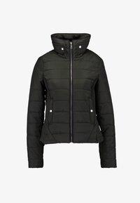 Vero Moda - VMCLARISSA SHORT JACKET - Light jacket - peat - 4