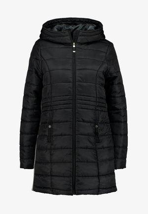 VMSIMONE HOODY - Manteau classique - black