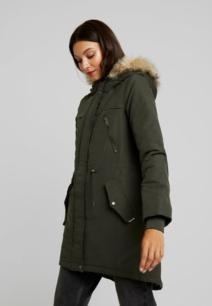 VMAGNES BREEZE - Parka - peat