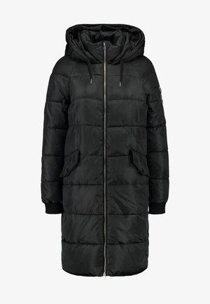 VMSAVANNAH PRINTED JACKET - Zimní kabát - black/solid