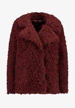VMJAYLAMEG JACKET - Winter jacket - madder brown