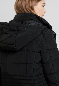 Vero Moda - VMVIENNAMY JACKET - Abrigo - black - 6
