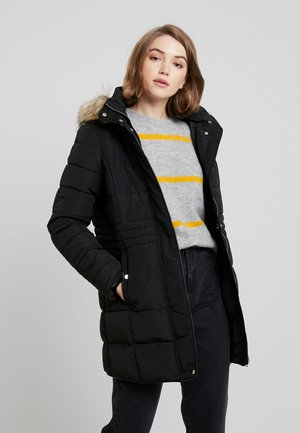 VMVIENNAMY JACKET - Classic coat - black