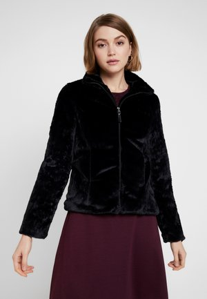 VMFLUFFY JACKET - Lett jakke - black