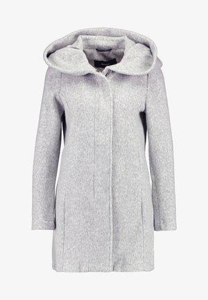 VMBRUSHEDVERODONA - Abrigo corto - light grey melange