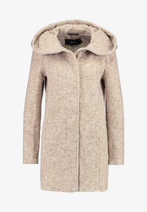 VMBRUSHEDVERODONA - Short coat - tobacco brown/melange