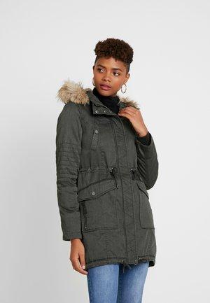 VMLOLA  - Zimní kabát - peat