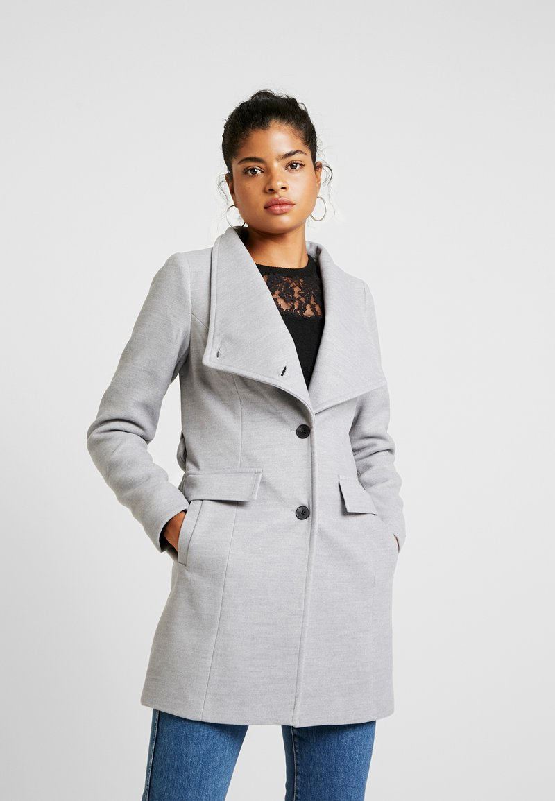 Vero Moda - VMCALAMARIA  - Manteau court - light grey melange