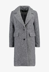 Vero Moda - VMCOZYDIANA JACKET - Classic coat - medium grey melange - 5