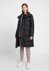 Vero Moda - VMPUFFY - Zimní kabát - black - 0