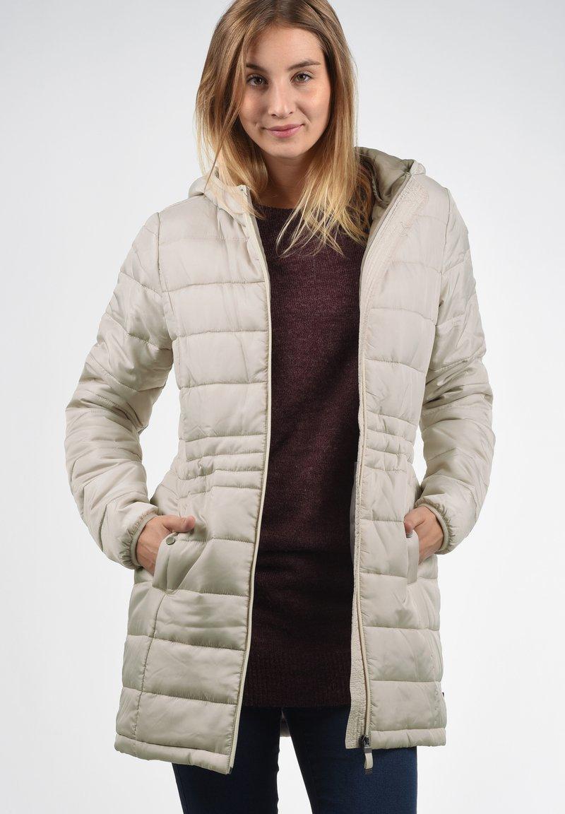Vero Moda - PALINA - Winter coat - oatmeal