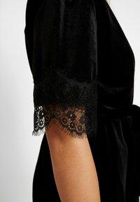 Vero Moda - Zimní bunda - black - 5
