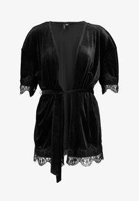 Vero Moda - Zimní bunda - black - 4