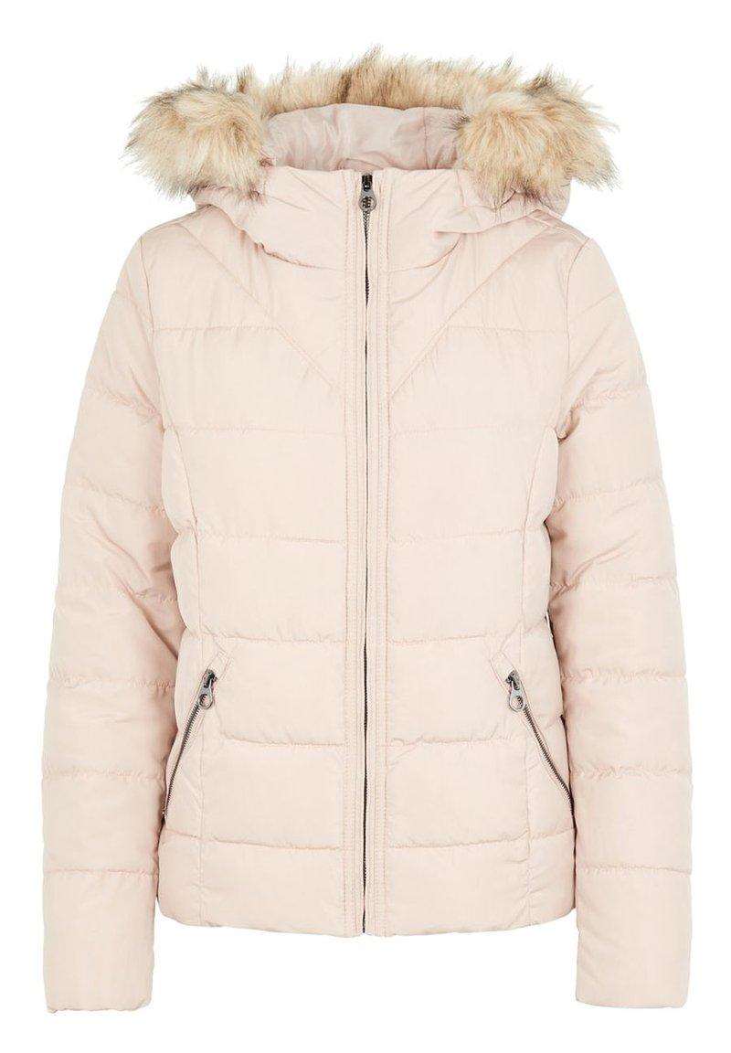 Vero Moda - Winter jacket - light brown